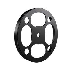 """Hawke Sidewinder ED 10-50x60 or Hawke Airmax 6"""" (150mm) Sidewheel"""
