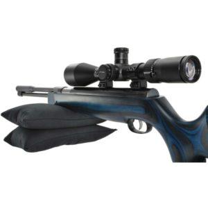 Beeman HW97K Blue Laminate with Optisan EVX