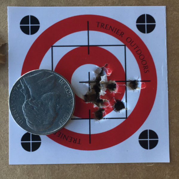 BSA R10 SE 25 Yards