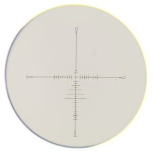 MTC Optics SCB2 Reticle Photo