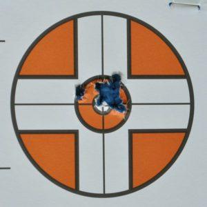 Air Arms S510 Accuracy Test
