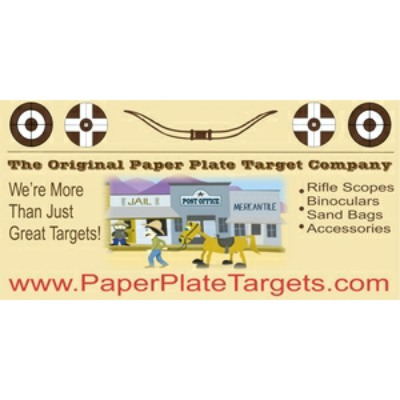 Paper Plate Target Company | Trenier Outdoors