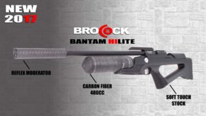 Brocock Bantam Slider Trenier