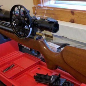 Wisconsin airgun Club